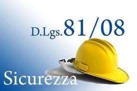 ACCERTATI CHE LA TUA AZIENDA OPERI IN SICUREZZA D.LGS. 81/08