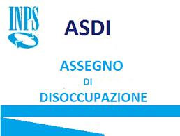 ASDI  2016 è il nuovo assegno di disoccupazione