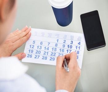 Proroga dei versamenti: il calendario per la rateizzazione 2019